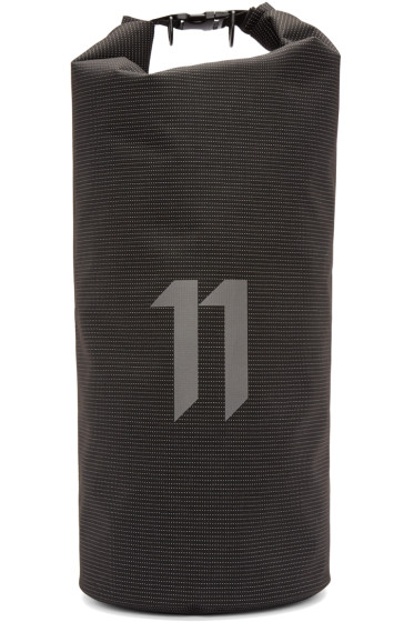 11 by Boris Bidjan Saberi - Black X-Plorer Backpack