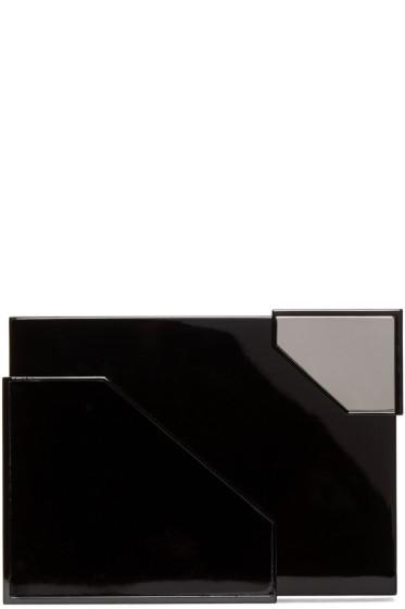 Lee Savage - Black Broken Space Brass Clutch