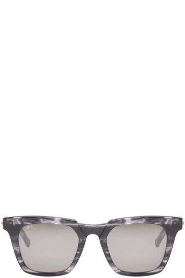 OAMC - Black & Grey Mara Sunglasses