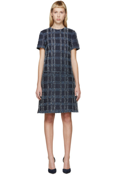 Erdem - Indigo Denim Octavia Dress
