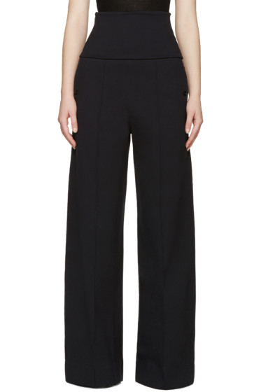 Lemaire - Blue Wide-Leg Lounge Pants