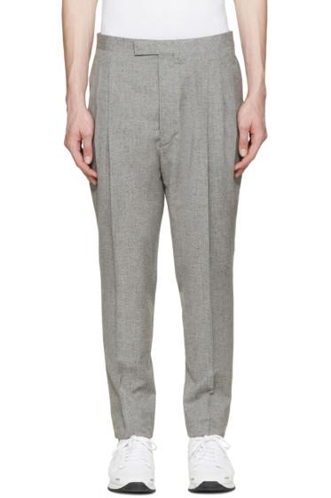 Etudes - Grey Tomorrow Trousers