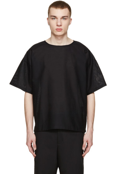 Etudes - Black Powder Tyre T-Shirt