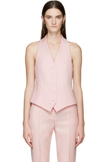 Pallas - Pink Wool Regulus Vest