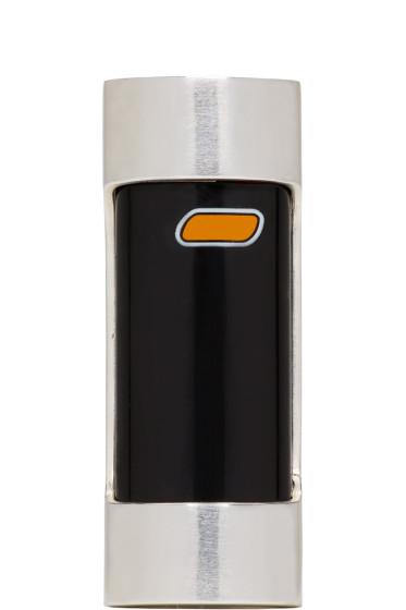 Vetements - Silver Lighter Holder Ring