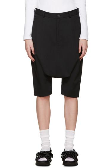 Comme des Garçons Girl - Black Sarouel Trousers