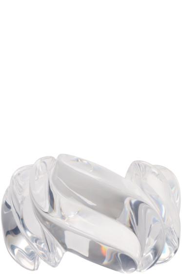 Loewe - Transparent Perspex Cuff
