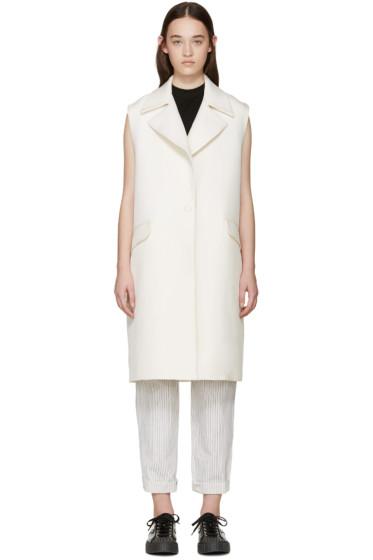 Harmony - Cream Maude Vest