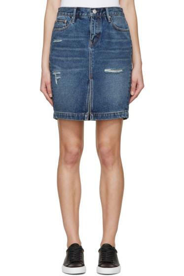 Earnest Sewn - Blue Denim Skirt