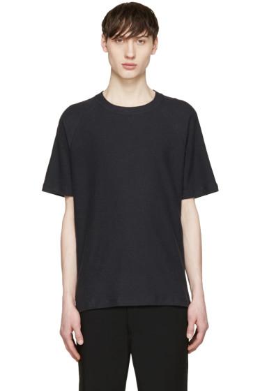 Fanmail - Grey Knit Raglan T-Shirt