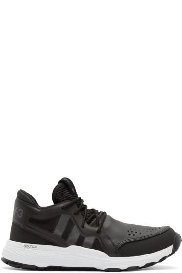 Y-3 SPORT - Black On Court Sneakers