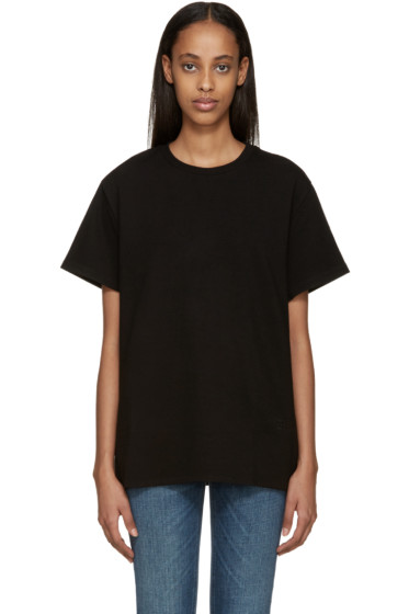 Totême - Black Amsterdam T-Shirt