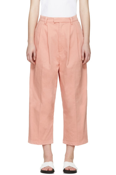 Perks and Mini - Pink Twill Pike Trousers