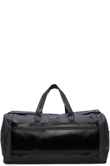 Diesel - Black Iron Duffle Bag