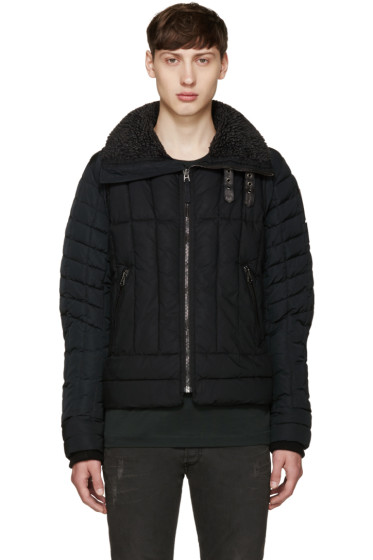 Diesel - Black W-Frankie Jacket