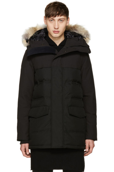 Canada Goose - Black Black Label Collection Clarence Parka