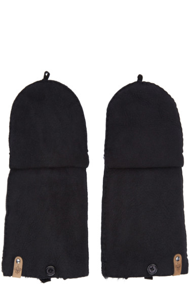 Mackage - Black Orea Convertible Gloves