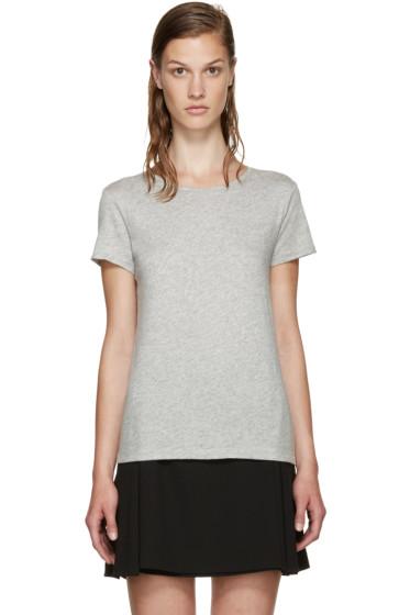 Rag & Bone - Grey Base T-Shirt