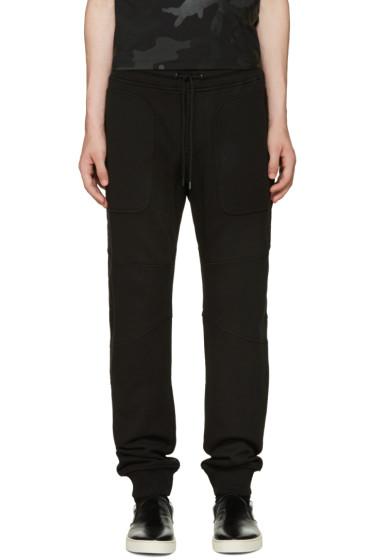 Belstaff - Black Farlane Lounge Pants