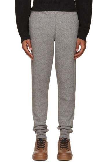 Levi's - Grey Fleece Lounge Pants