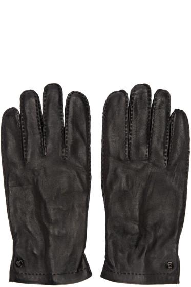 Tiger of Sweden - Black Andalus Gloves