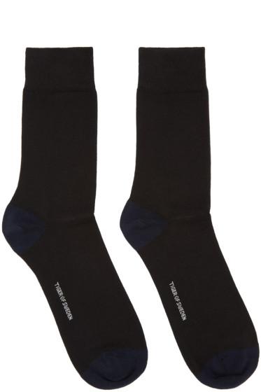Tiger of Sweden - Black Cogne Socks