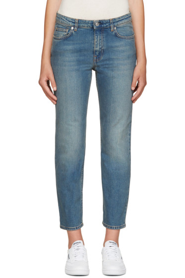 Acne Studios - Blue Row Jeans