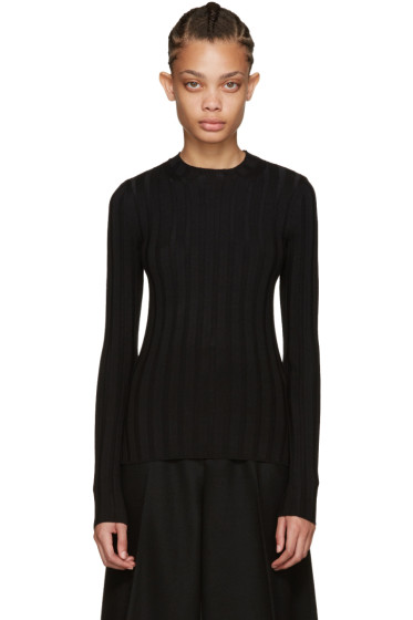 Acne Studios - Black Carin Sweater