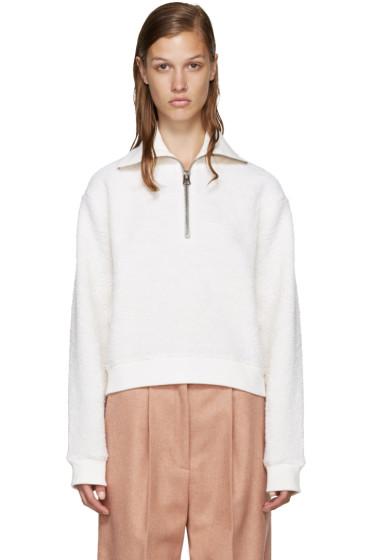 Acne Studios - Off-White Branca Pullover