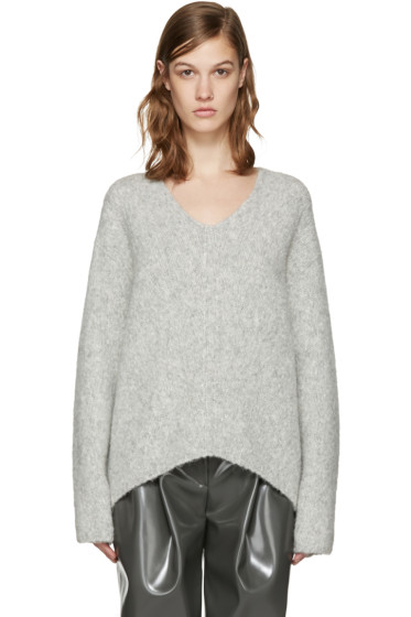 Acne Studios - Grey Deborah Sweater