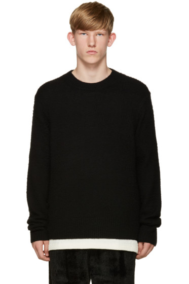 Acne Studios - Black Peele Sweater