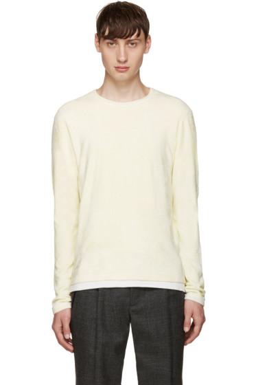Acne Studios - Off-White Kind Pullover