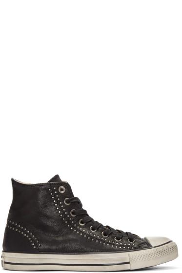 Converse by John Varvatos - Black Chuck Taylor All Star Split Seam High-Top Sneakers