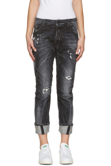 Dsquared2 - Black Workwear Jeans