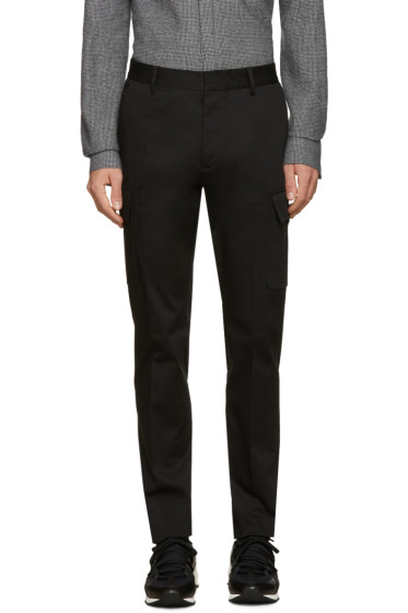 Dsquared2 - Black Admiral Cargo Pants