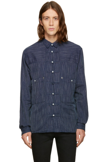 Dsquared2 - Navy Work Wear Shirt