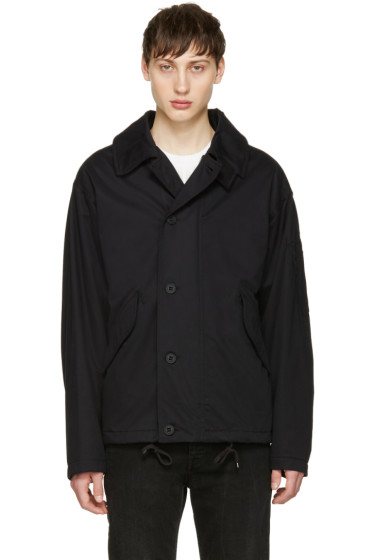 Helmut Lang - Black Flight Jacket