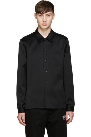 Alexander Wang - Black Contrast Shirt