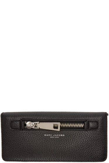 Marc Jacobs - Black Gotham City Wallet