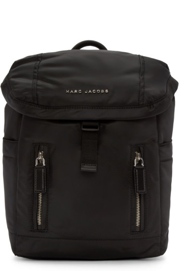 Marc Jacobs - Black Mallorca Backpack