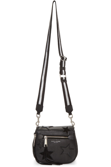 Marc Jacobs - Black Small Star Patchwork Bag