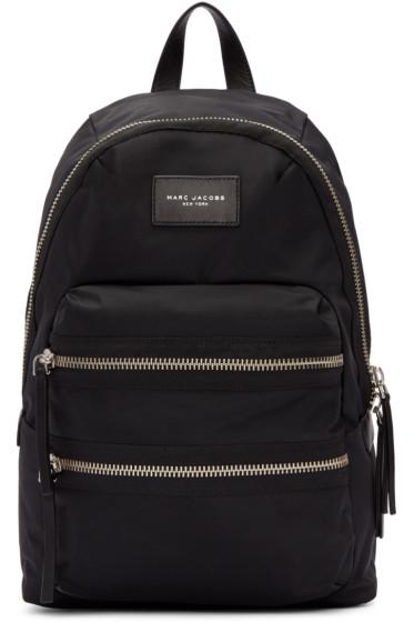 Marc Jacobs - Black Utility Backpack