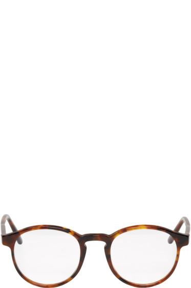 Super - Tortoiseshell Numero 01 Glasses