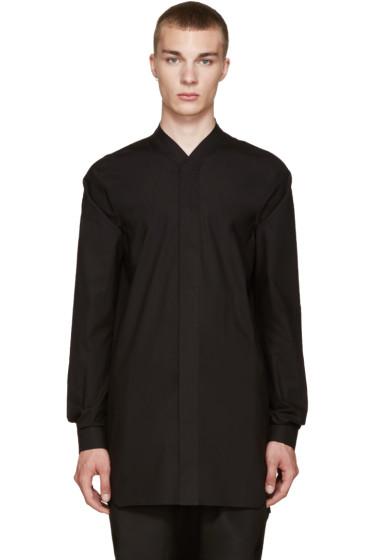 Rick Owens - Black Faun Shirt