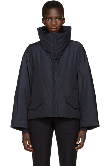 Jil Sander - Navy Boxe Down Jacket