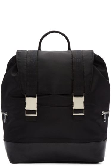 A.P.C. - Black Arnaud Backpack