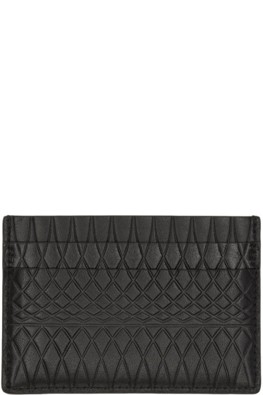 Paul Smith - Black No 9 East West Card Holder