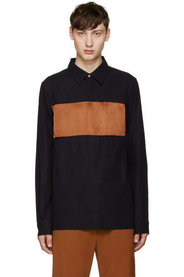 Opening Ceremony - Black Lincoln Shirt