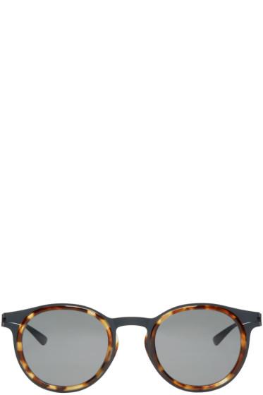 Damir Doma - Navy & Tortoiseshell Mykita Edition DD2.2 Sunglasses