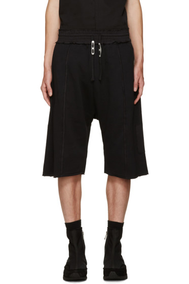 Damir Doma - Black Parini Shorts